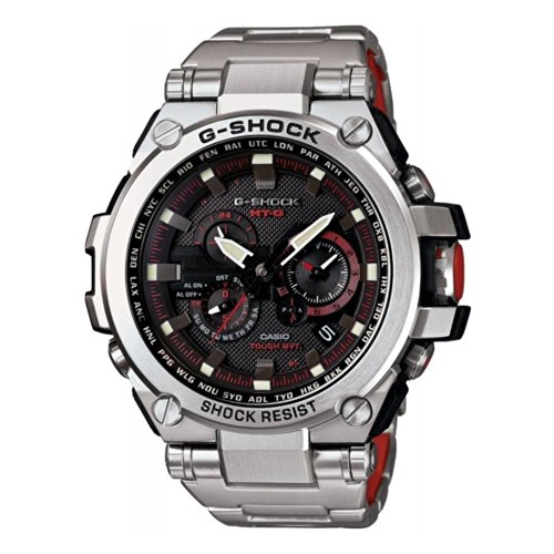 Casio G Shock Stainless Quartz MTGS1000D 1A4 product image