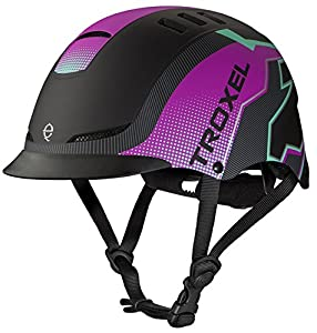 TROXEL TX ? Next Generation Equestrian Helmet Stability Comfort ? ASTM/SEI Certified and Colors