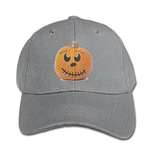 Hip Pop Halloween Pumpkin Smiley Face Trick Gift Kid Snapback Kid's Snapback Hats -