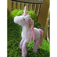 unicornio de lana