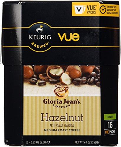 Keurig Gloria Jeans Coffee Hazelnut product image