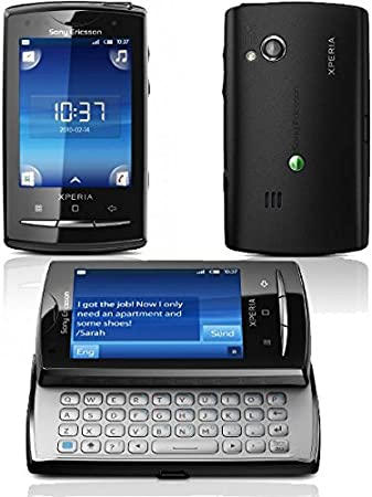 Sony Xperia X10 mini pro - Smartphone libre Android (pantalla ...