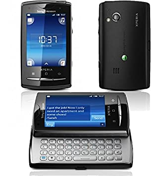"Sony Xperia X10 mini pro - Smartphone libre Android (pantalla táctil de 2,6"""