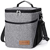 Lifewit Insulated Lunch Box Lunch Bag for Adults Men Women, 9L...