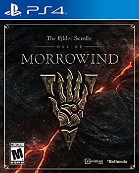 The Elder Scrolls Online Morrowind Standard Edition for PS4