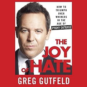 The Joy of Hate Audiobook