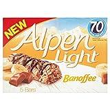 Cheap Alpen Light Banoffee Bars – 5 x 19g