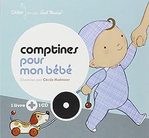 vignette de 'Comptines pour mon bébé (Cécile Hudrisier)'