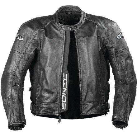 2.0 Leather Motorcycle Jacket - 7