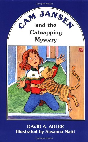book cover of The Catnapping Mystery