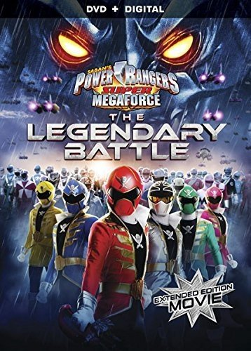 Power Rangers Super Megaforce: The Legendary Battle [DVD + Digital]]()