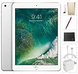 Apple iPad Wifi 2017 model - 9.7 inch - 32GB , Silver + USA Warehouses Accessories Bundle MP2G2LL/A