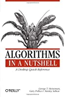 Algorithms in a Nutshell Front Cover