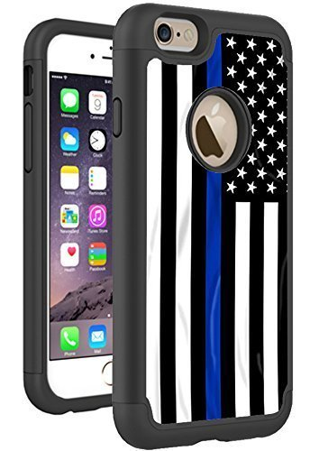 iphone-se-case-iphone-5s-case-cover-by-hybcase-featuring-blue-line-american-flag-police-wife-mom-dau
