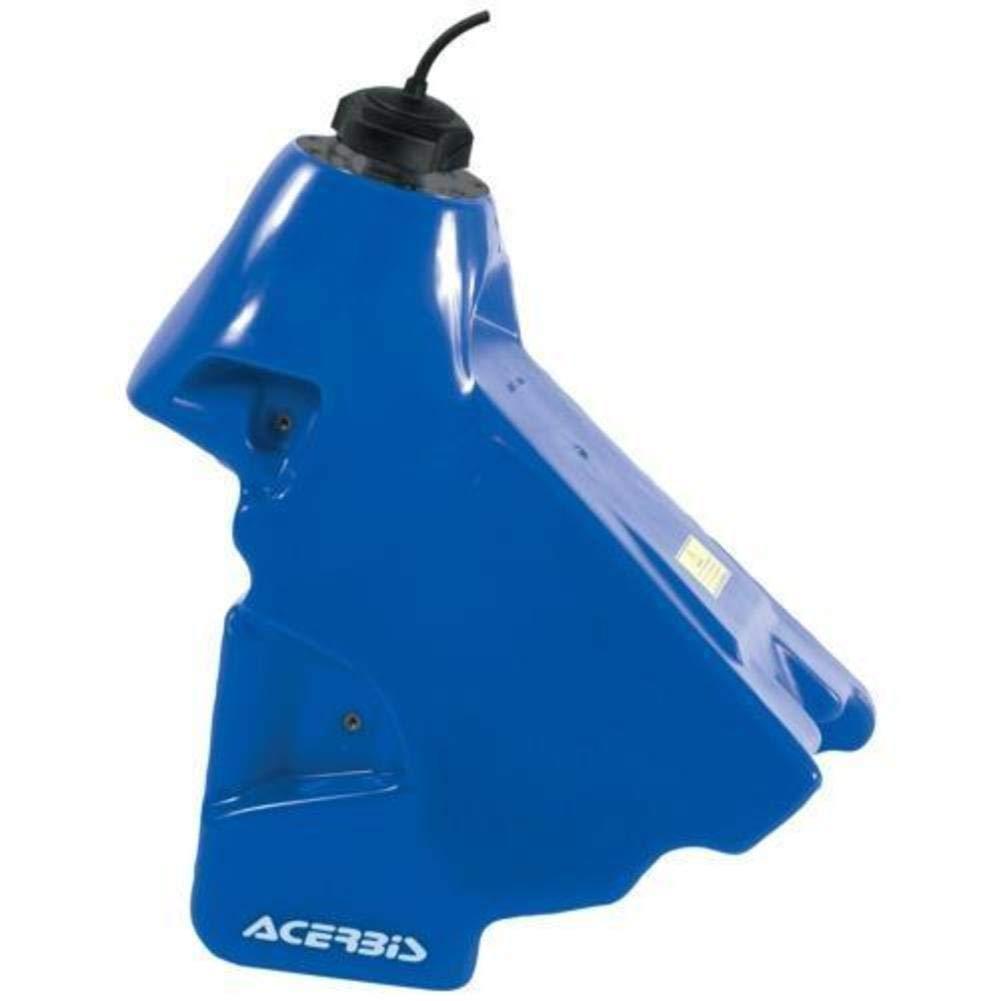 02-11 YAMAHA YZ250 BLUE BLUE ACERBIS GAS TANK 3.2 GALLONS