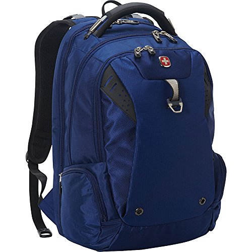 SwissGear Travel Gear Scansmart Backpack 5902 - EXCLUSIVE (Navy/Grey)
