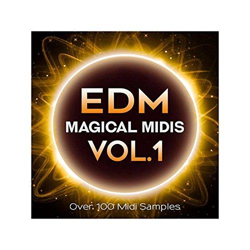 EDM Magical Midis Vol. 1 Original novelty 100% from Lucid Samples production - EDM Magical Midis Vol. 1. (Midi Samples)