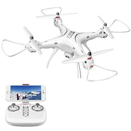 Commander test drone a selfie et avis drone camera uk
