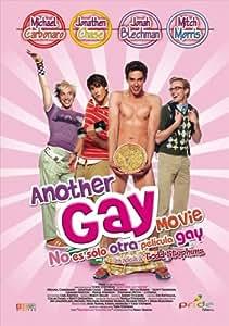 Otra Gay Movie Póster de película español 27x 40en–69cm x 102cm Michael Carbonaro Jonah Blechman Jonathan Chase Richard Hatch