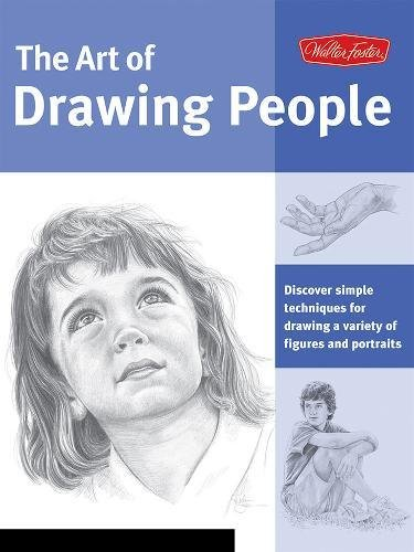 Book cover from Art of Drawing People: Discover simple techniques for drawing a variety of figures and portraits (Collectors Series)by Debra Kauffman Yaun