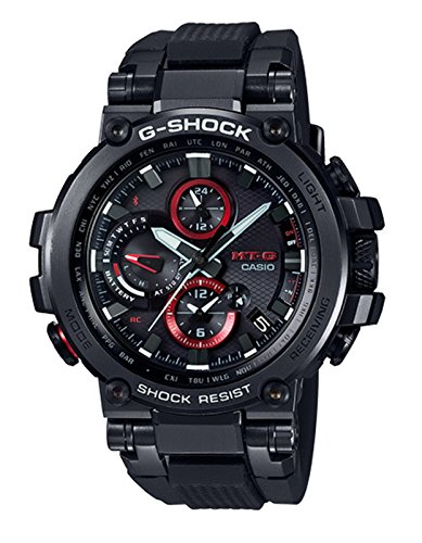 Casio G-Shock MT-G Connected Black Watch MTG1000B-1A