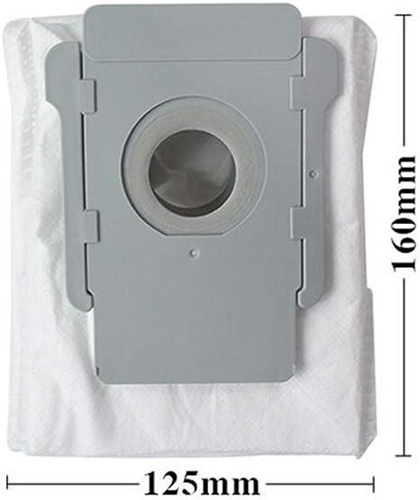 Sansee - Juego de 3 bolsas de basura automáticas para robot Roomba i7 + / Plus: Amazon.es: Hogar