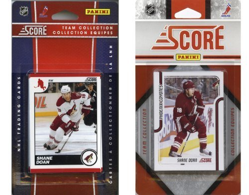 NHL Phoenix Coyotes Licensed Score 2 Team -