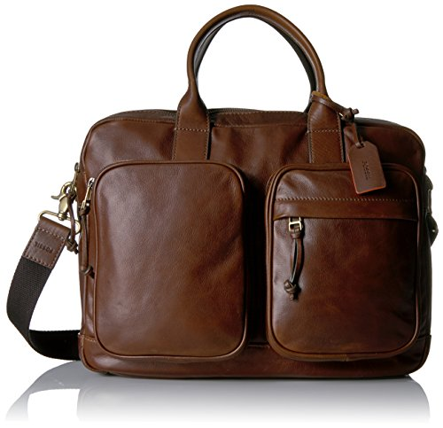 Fossil Men's MBG9048200, - Estate Fossil Bag