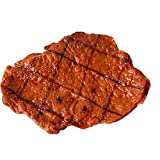 Transcend11 Fake Cooked Steak Faux Simulation Lifelike Meat Food Home House Party Kitchen Cabinet Desk Decoration Hotel Store Display Model Photography Props Kids Play Food Toy