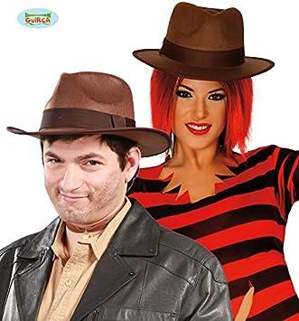 Sombrero de aventurero para disfraz de Freddy Krueger: Amazon.es ...