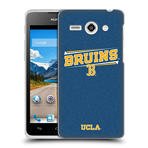 Official University Of California UCLA Double Bar Hard Back Case for Huawei Ascend Y530 / C8813