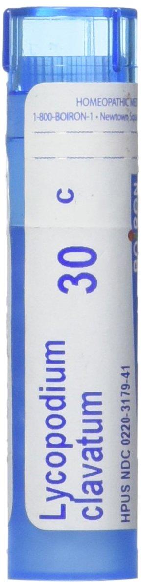 Boiron Lycopodium Clavatum 30C 80 Pellet