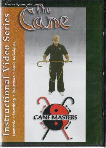 Cane Masters Instructional Video Series: Exercise System with The Cane