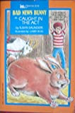 Caught in the Act, Susan Saunders, 0671627171