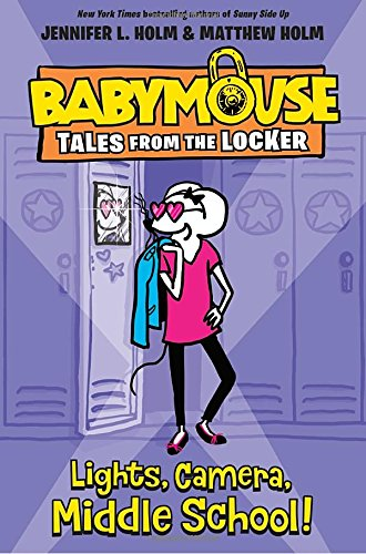 Lights Camera Middle School Babymouse product image