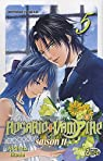 Rosario Vampire - Saison 2, tome 5 par Ikeda