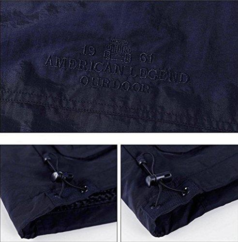 pêche Waistcoat Plein Séchage Multi Gilet Classique poches Manches De Veste Kaki Air Jiinn photographie Sans Rapide veste Rapide Hommes Sport wYUptYqxT
