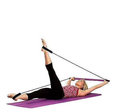 CHYIR Barra de Pilates portátil para el hogar, Yoga, Pilates ...
