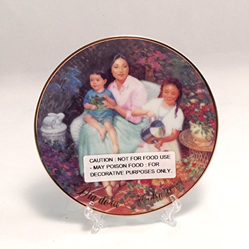2001 Avon Mothers Day Plate - Hispanic ()