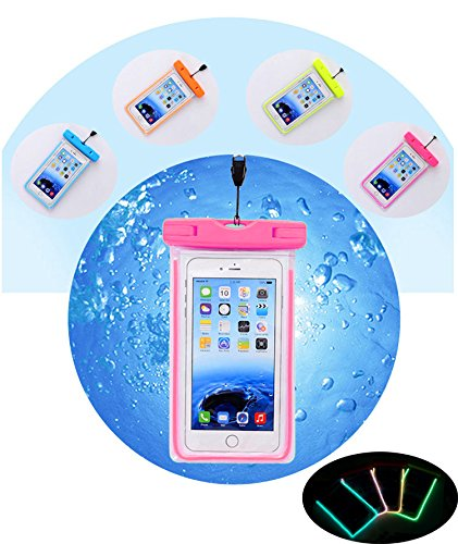 Waterproof iPhone X/8/8plus/7/7plus/6s/6/6s Plus Case Waterproof Pouch