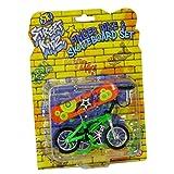 STREET KIDZ Finger BMX Bike and Skateboard Set [Toy]