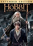 DVD : The Hobbit: The Battle of the Five Armies (Extended Edition)