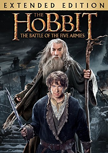 The Hobbit: The Battle of the Five Armies (Extended Edition) (Lord Of The Rings Theatrical Vs Extended)