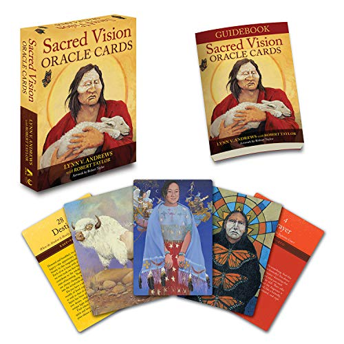 (Sacred Vision Oracle Cards)