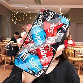 ... Anti Fingerprint Top Feeling TPU Bumper Frame Protective Case for 6.1 iPhone Xr,Street Fashion iPhone-Case Designer Hard Phone Cover(Boxing Gloves)