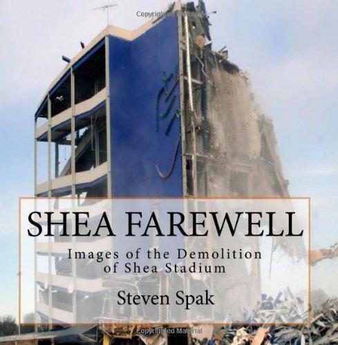 (Shea Farewell: Images Of Shea's Last Days)