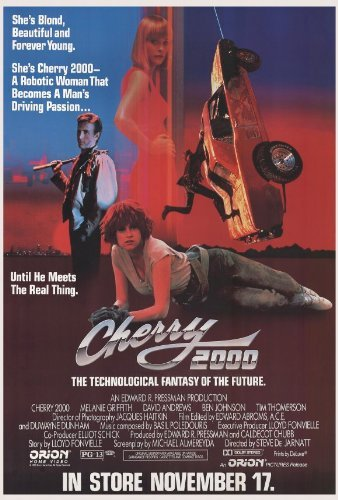 Cherry 2000 POSTER Movie (27 x 40 Inches - 69cm x 102cm) (1987)