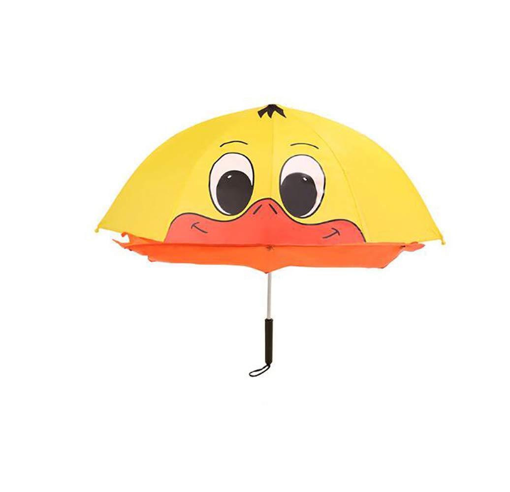 eb3dc47c3c Children's Umbrella, Lovely Little Yellow Duck, Cartoon Umbrella ...