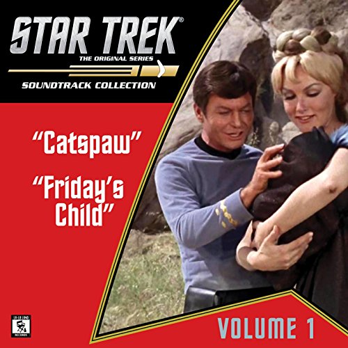 Star Trek: The Original Series 1: Catspaw / Friday's Child (Television Soundtrack)