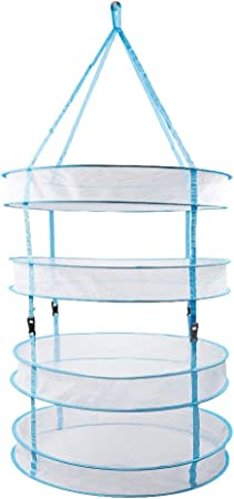 2x Home Made Hanging Utensil /& Herb Drying Rack